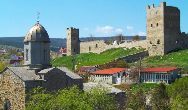 Генуэзская крепость (Кафа)